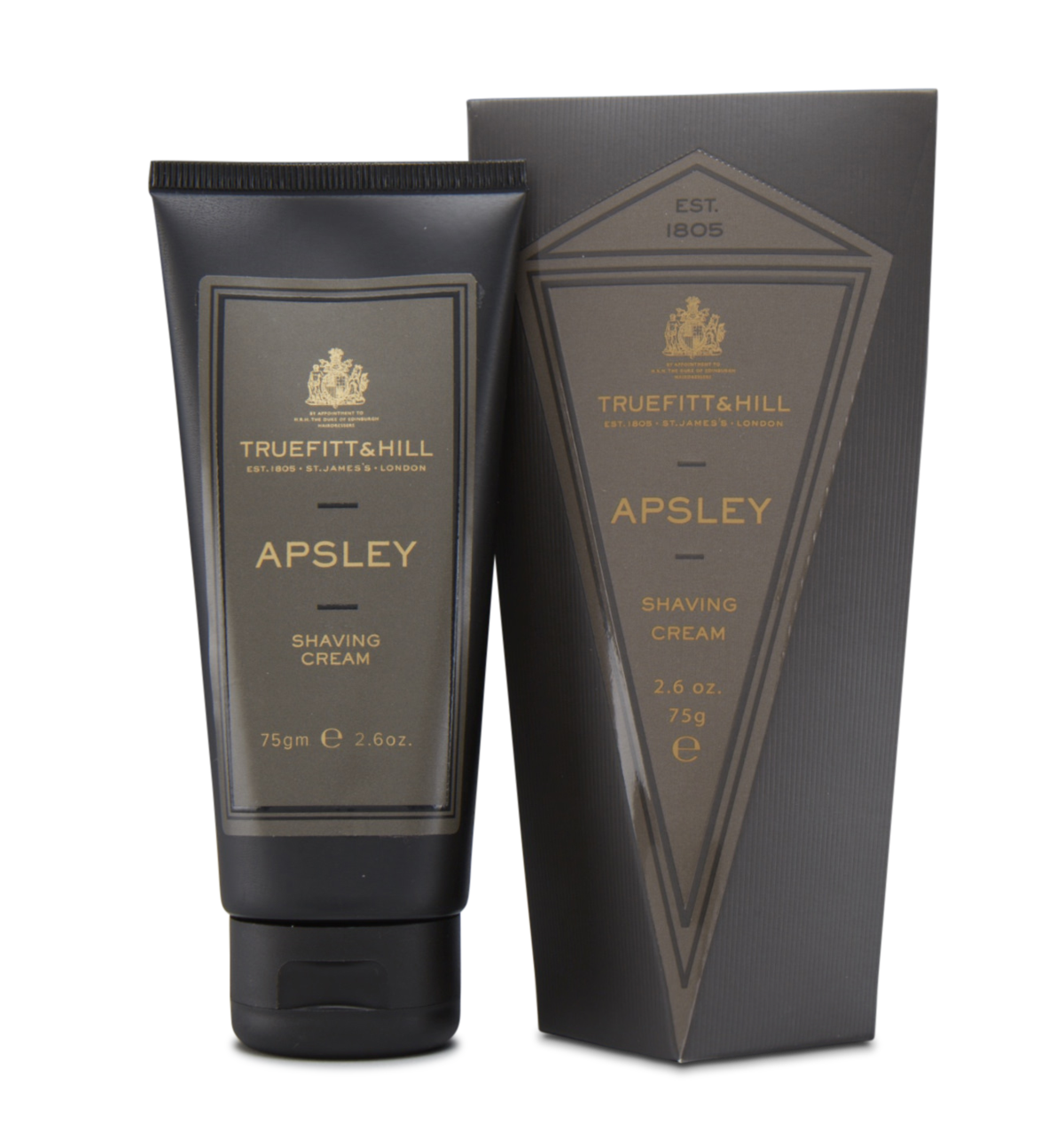 APSLEY SHAVE CREAM TUBE