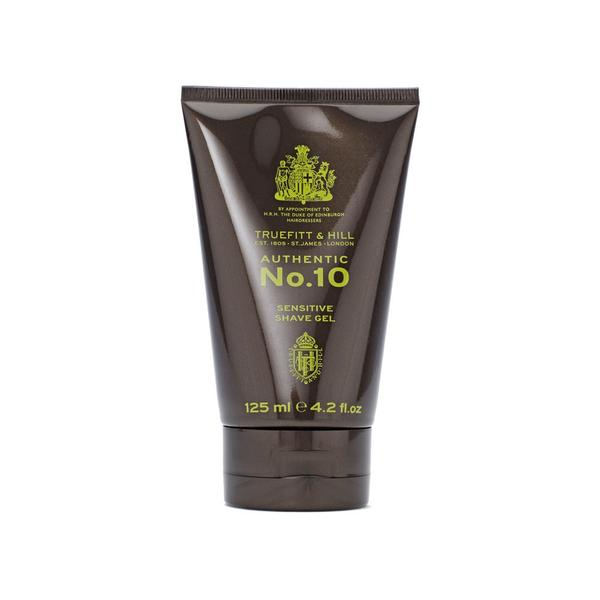 Authentic No. 10 Sensitive Shave Gel