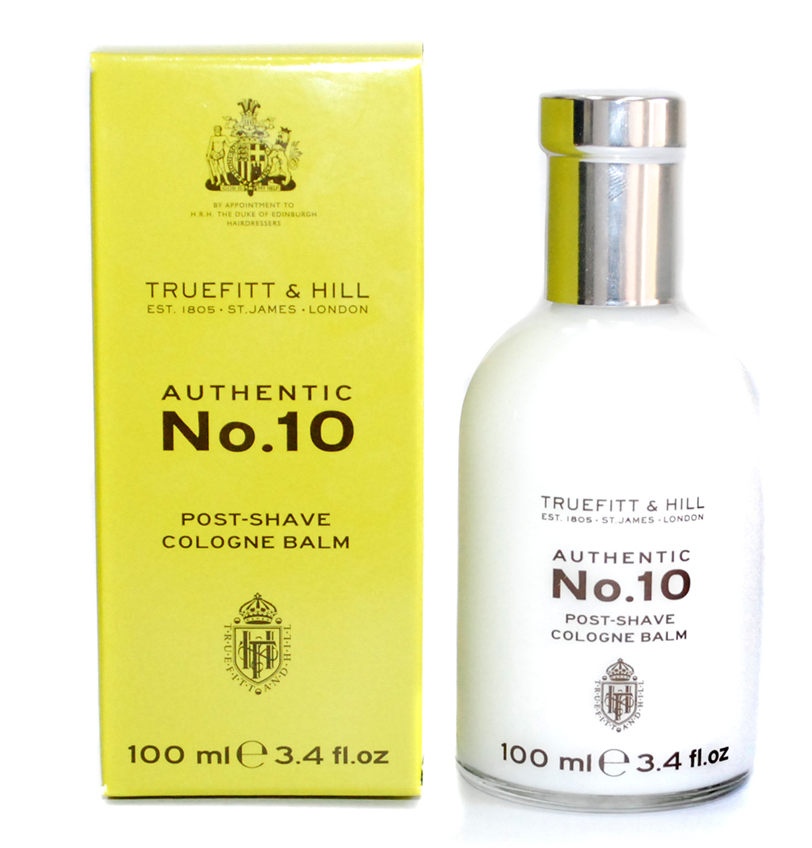 Authentic No. 10 Post-Shave Cologne Balm