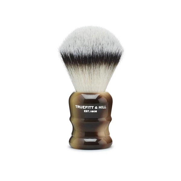 Faux Horn/Synthetic/Shave Brush/Wellington/W62